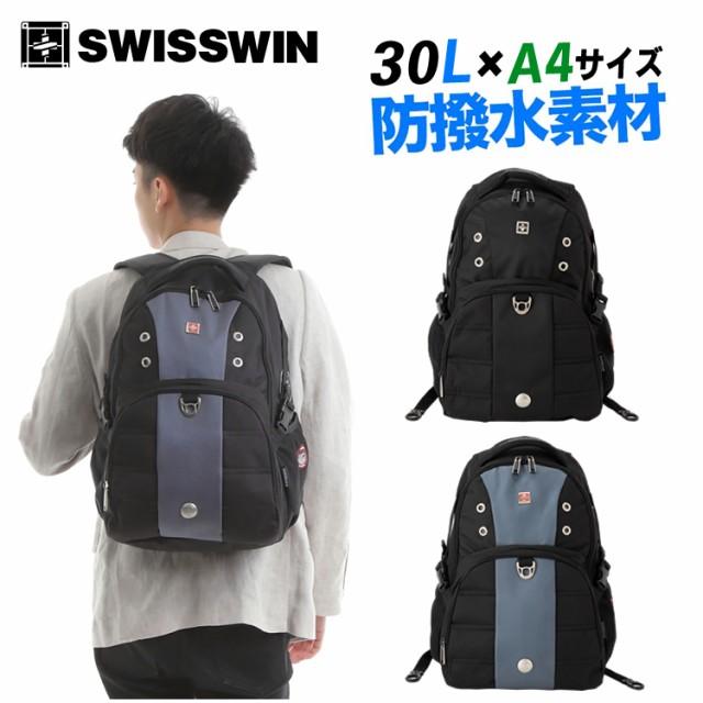 SWISSWIN SW9002 リュックバックパック メンズ レ...
