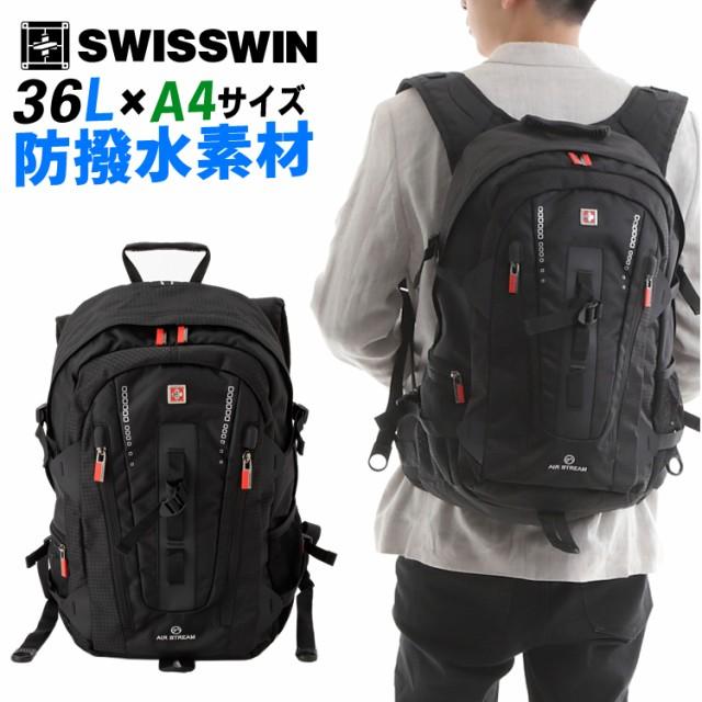 SWISSWIN SW9972 SWE9972 リュックバックパック ...