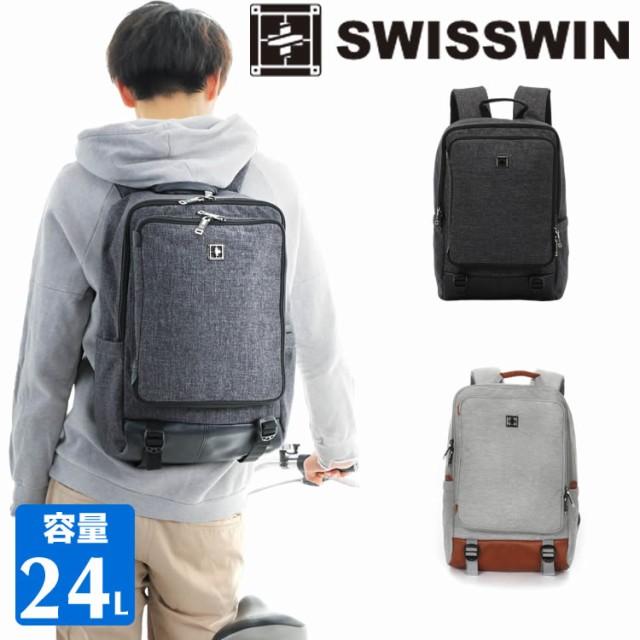 SWISSWIN新作 バックパック SWF1703 リュック メ...