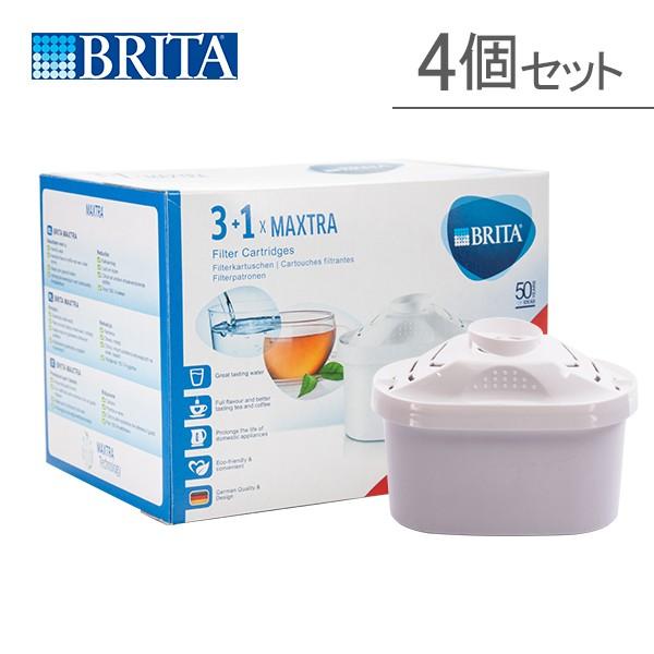 Brita ブリタ 浄水器 カートリッジ マクストラ 4...