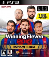 【GAME】 PS3ソフト(Playstation3) / 【PS3】ウイニングイレブン2017 KONAMI THE BEST 送料無料