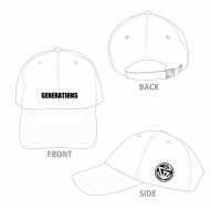 【Goods】 CAP  UNITED JOURNEY GENERATIONS 1st ...