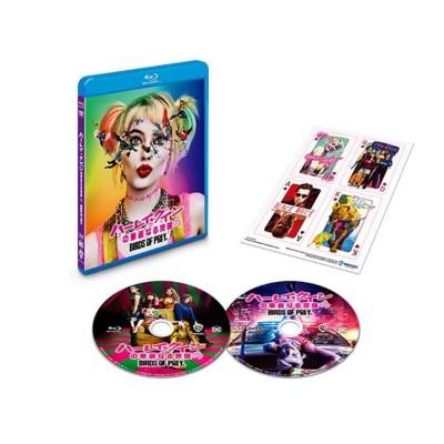 【Blu-ray】 【初回仕様】ハーレイ・クインの華麗...