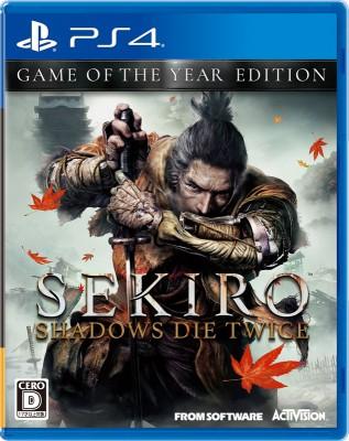 【GAME】 Game Soft (PlayStation 4) / SEKIRO:  ...