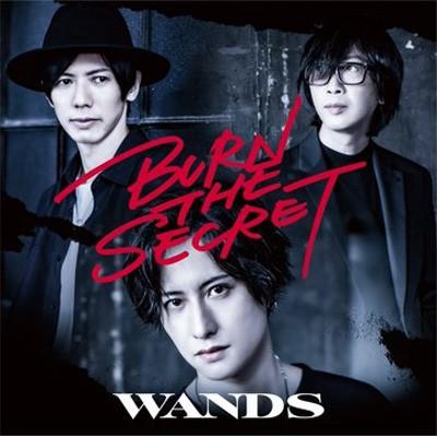 【CD】初回限定盤 Wands ワンズ / BURN THE SECRE...