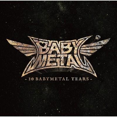 【CD】初回限定盤 BABYMETAL / 10 BABYMETAL YEAR...