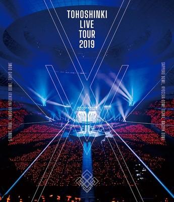 【Blu-ray】 東方神起 / 東方神起 LIVE TOUR 2019...