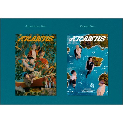 【CD】 SHINee / Vol.7 Repackage:  Atlantis (ラ...