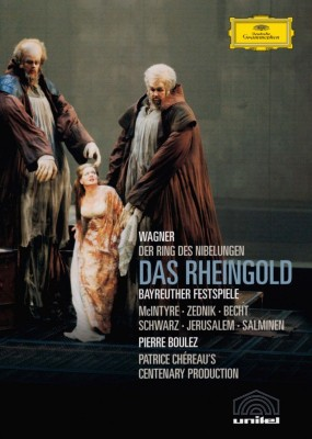 【DVD】 Wagner ワーグナー / 『ラインの黄金』全...