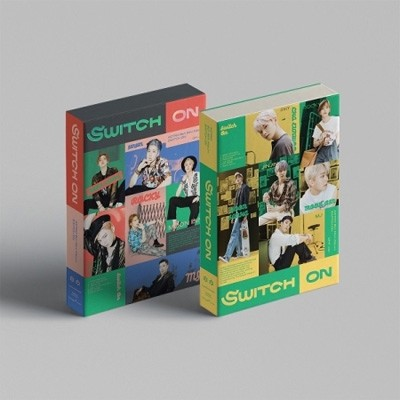 【CD】 ASTRO (Korea) / 8th Mini Album:  SWITCH...