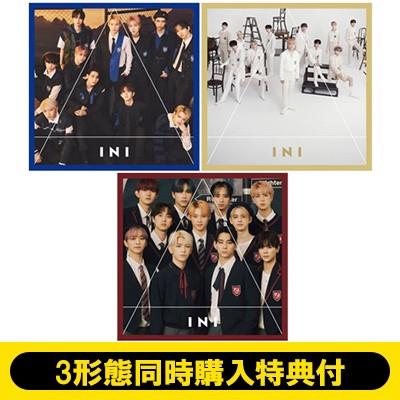 【CD Maxi】 INI / 《3形態同時購入特典付き》 A ...