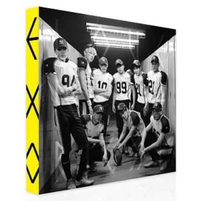 【CD】 EXO / 2集 Repackage:  LOVE ME RIGHT 【K...