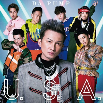 【CD Maxi】 Da Pump ダ パンプ / U.S.A.