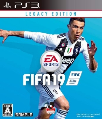 【GAME】 PS3ソフト(Playstation3) / 【PS3】FIFA 19 送料無料