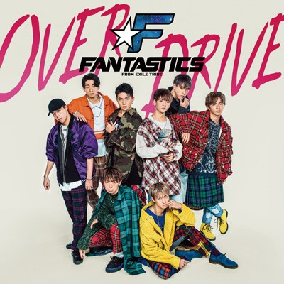 【CD Maxi】 FANTASTICS from EXILE TRIBE / OVER...