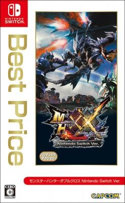 【GAME】 Game Soft (Nintendo Switch) / モンス...
