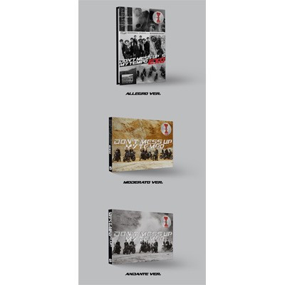 【CD】 EXO / 5集:  DON'T MESS UP MY TEMPO (ラ...