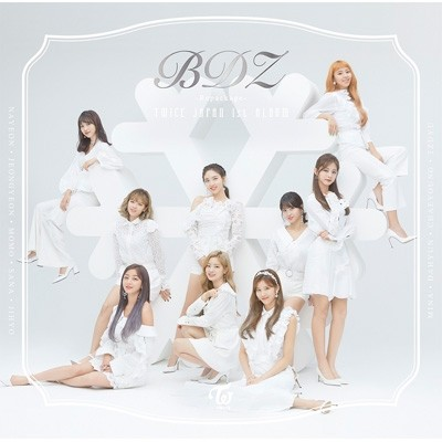 【CD】初回限定盤 TWICE / BDZ -Repackage- 【初...