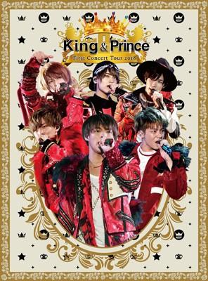 【Blu-ray】初回限定盤 King & Prince / King  & ...