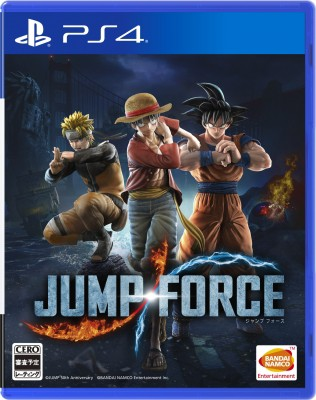 【GAME】 Game Soft (PlayStation 4) / JUMP FORC...