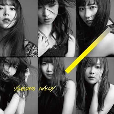 【CD Maxi】初回限定盤 AKB48 / ジワるDAYS 【Typ...