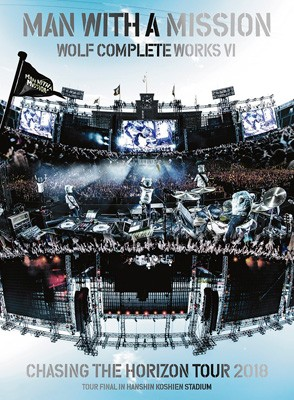 【DVD】初回限定盤 MAN WITH A MISSION マンウィ...