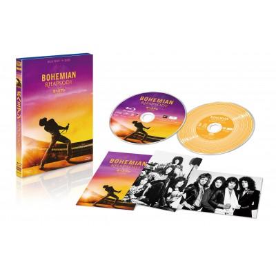 【Blu-ray】 ボヘミアン・ラプソディ 2枚組ブルー...