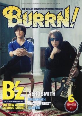 【雑誌】 BURRN!編集部 / BURRN! (バーン) 2019年...