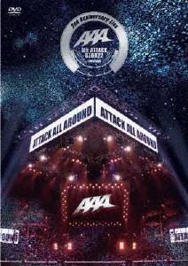 [枚数限定]AAA 2nd Anniversary Live-5th ATTACK ...