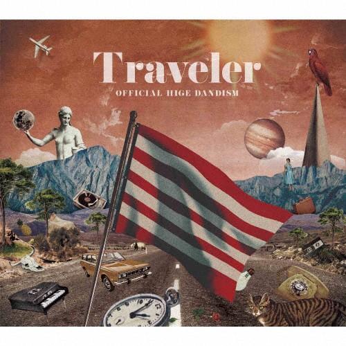 [枚数限定][限定盤]Traveler【初回限定盤LIVE DVD...