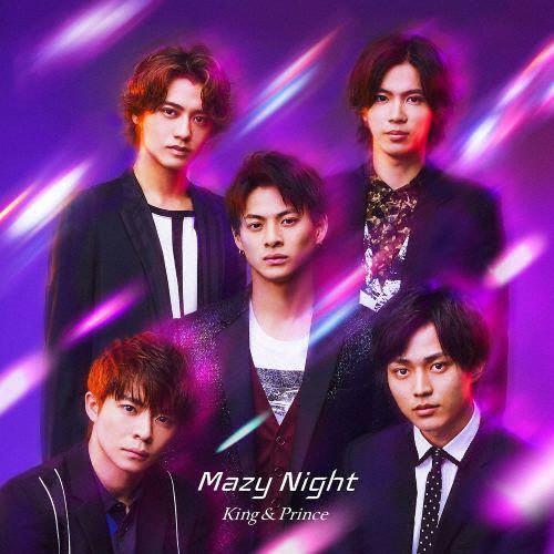 [先着特典付]Mazy Night(通常盤)/King & Prince[...