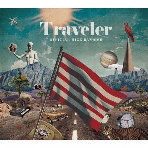 Traveler/Official髭男dism[CD]通常盤【返品種別A...