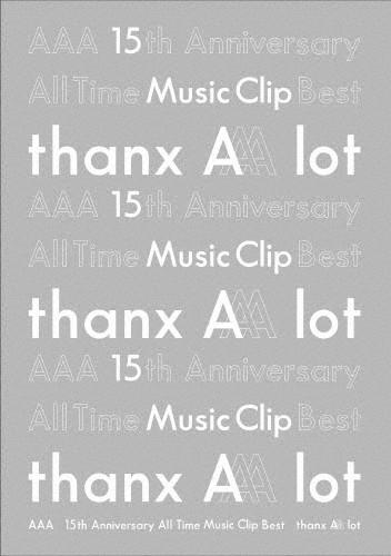[先着特典付/初回仕様]AAA 15th Anniversary All ...