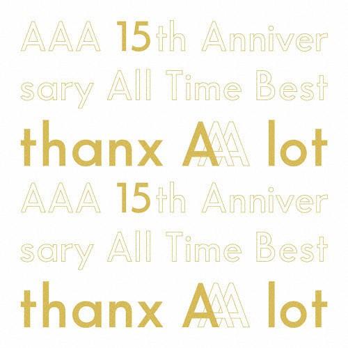 [枚数限定][限定盤][先着特典付]AAA 15th Anniver...