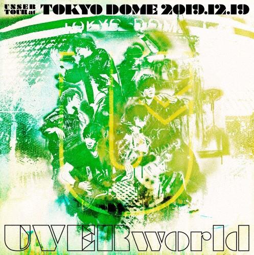[枚数限定][限定版]UNSER TOUR at TOKYO DOME 201...