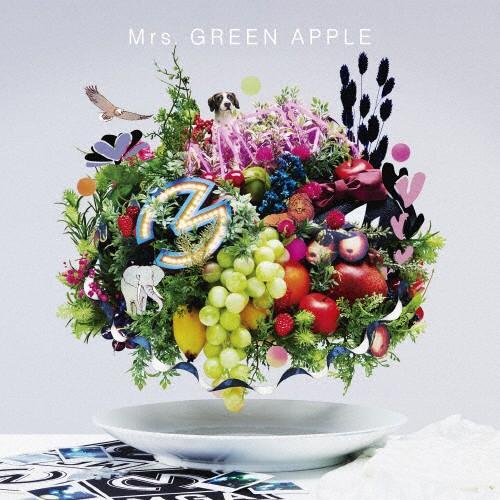 [枚数限定][限定盤]5(初回限定盤)/Mrs.GREEN APPL...