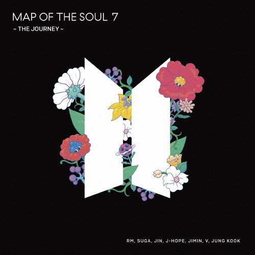MAP OF THE SOUL:7〜 THE JOURNEY 〜(通常盤・初...