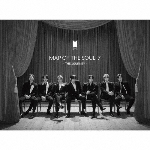 [枚数限定][限定盤]MAP OF THE SOUL:7〜 THE JOUR...