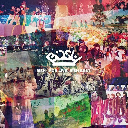 [枚数限定][限定盤]FOR LiVE-BiSH BEST-/BiSH[CD]...