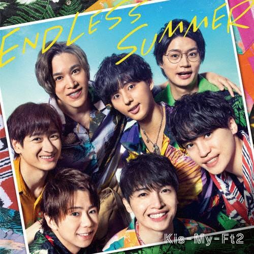 ENDLESS SUMMER(通常盤)/Kis-My-Ft2[CD]【返品種...