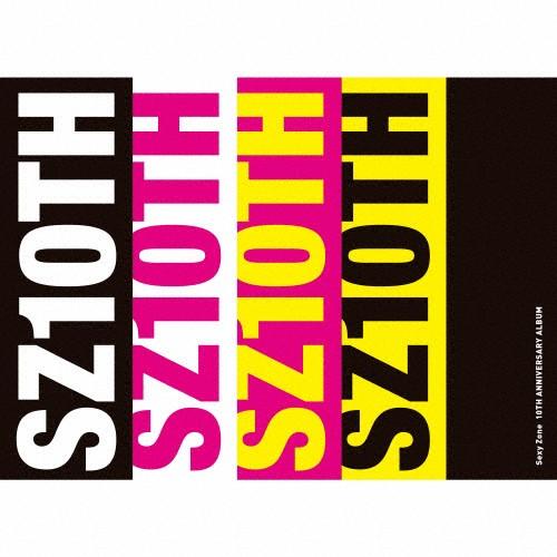 [枚数限定][限定盤]SZ10TH(初回限定盤A)【2CD+Blu...