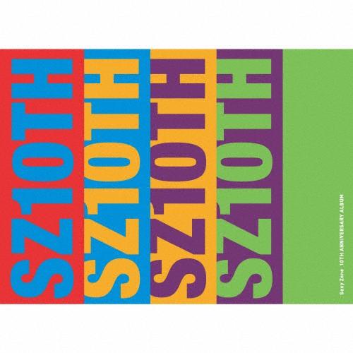 [枚数限定][限定盤]SZ10TH(初回限定盤B)【2CD+DVD...
