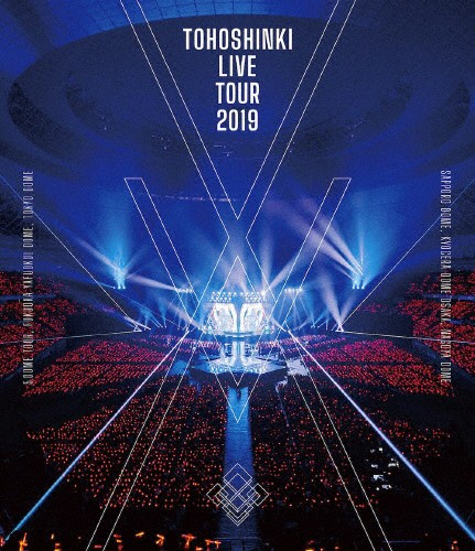 東方神起 LIVE TOUR 2019 〜XV〜【2Blu-ray】/東...