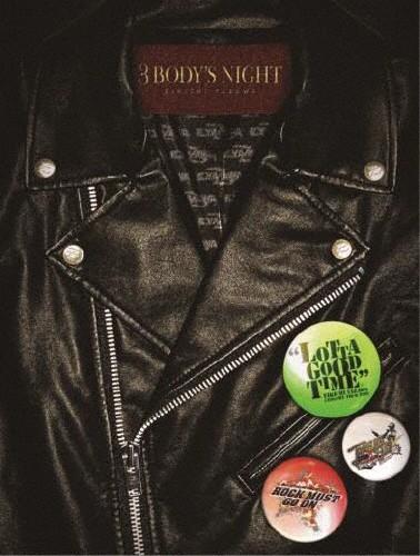 [Joshinオリジナル特典付]3 BODY'S NIGHT【DVD】/...