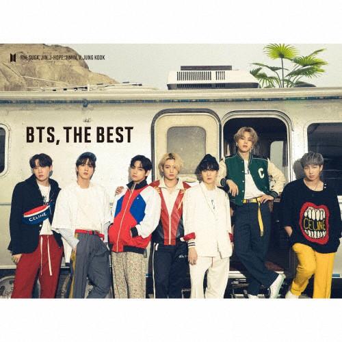 [枚数限定][限定盤]BTS, THE BEST(初回限定盤B)[...