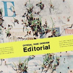 [先着特典付]Editorial(DVD付)/Official髭男dism[...
