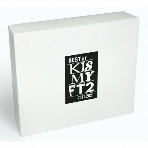 [先着特典付]BEST of Kis-My-Ft2【通常盤/2CD+Blu...