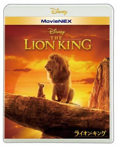 ライオン・キング MovieNEX【Blu-ray+DVD】/ドナ...