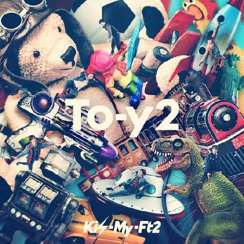 [枚数限定][限定盤]To-y2(初回盤B)/Kis-My-Ft2[CD...
