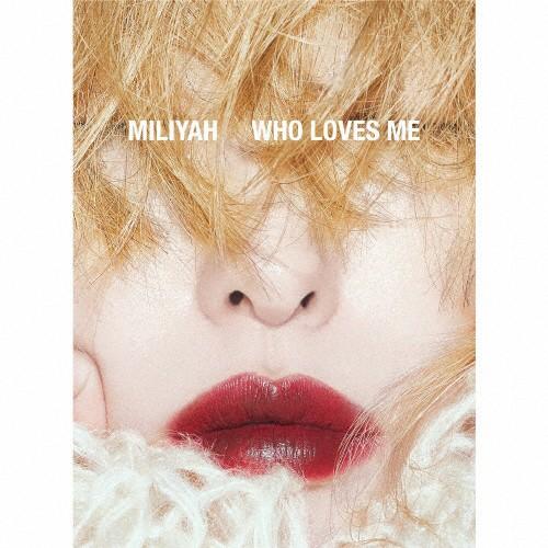 [枚数限定][限定盤]WHO LOVES ME(初回生産限定盤)...